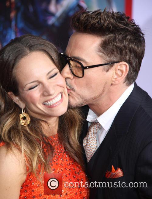 Robert Downey Jr. and Susan Downey 2