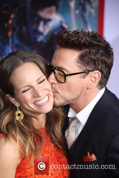Robert Downey Jr. and Susan Downey 46