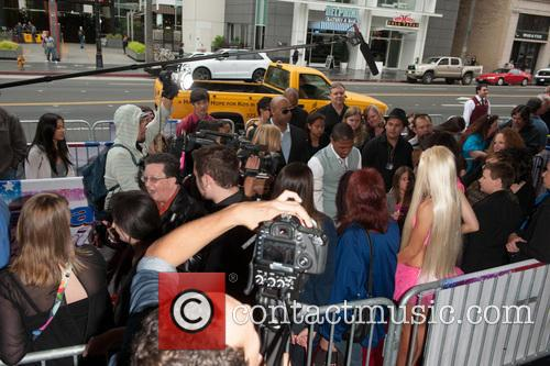 'America's got Talent' Los Angeles Auditions