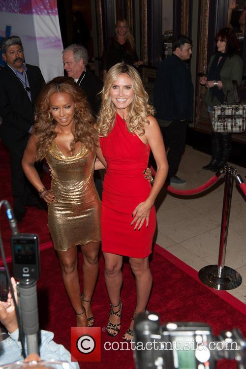 Heidi Klum, Melanie Brown and Mel B 8