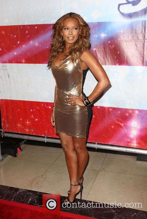 melanie brown americas got talent los angeles 3627157