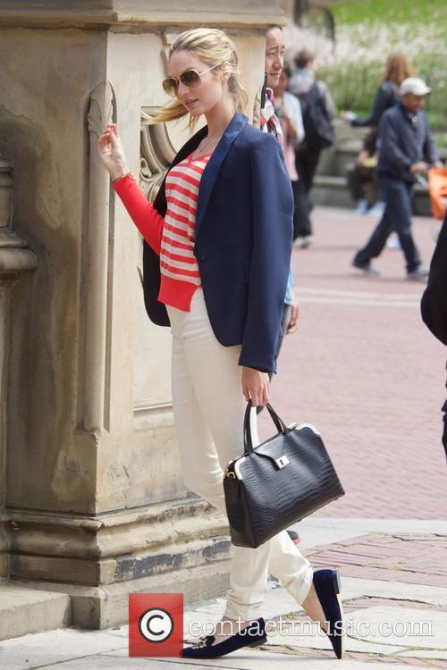 Candice Swanepoel, Victoria's Secret, Central Park