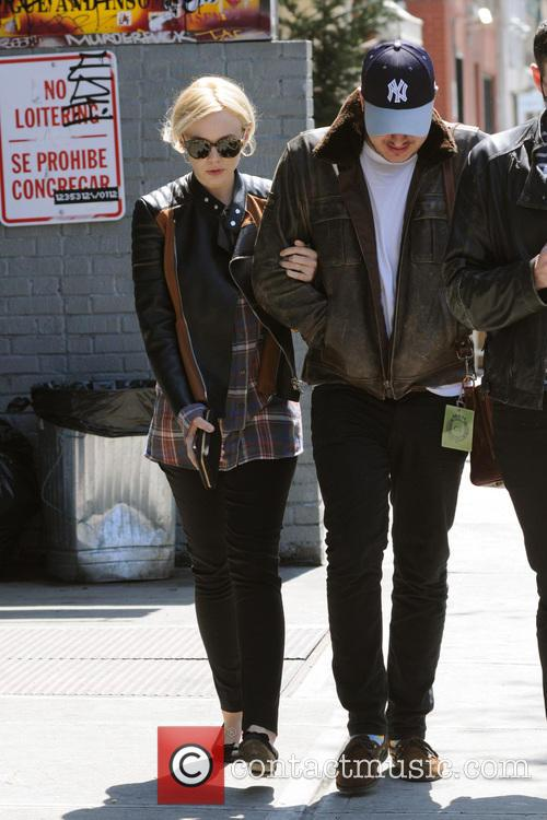 Carey Mulligan and Marcus Mumford 7