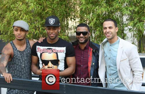 Aston Merrygold, Oritse Williams, Jonathan Gill Aka Jb, Marvin Humes and Jls 2