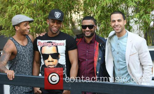Aston Merrygold, Oritse Williams, Jonathan Gill Aka Jb, Marvin Humes and Jls 5