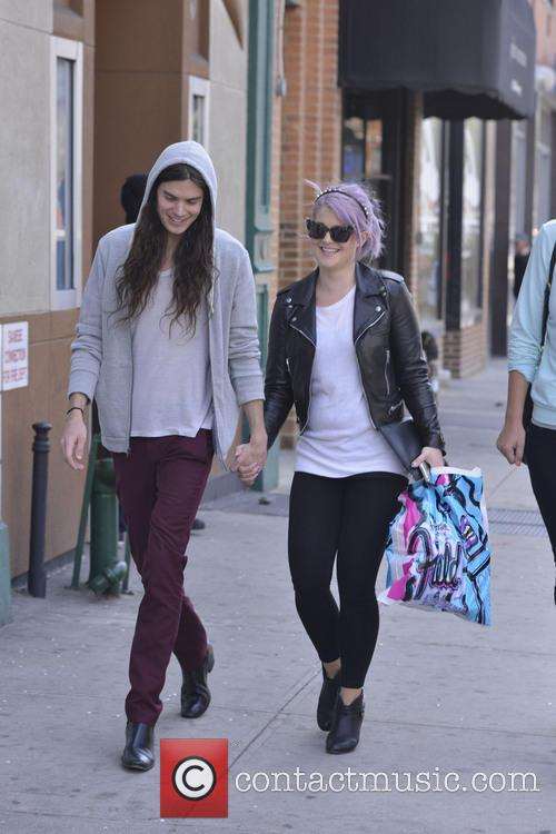 Kelly Osbourne and Matthew Mosshart 6
