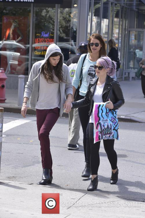 Kelly Osbourne and Matthew Mosshart 7
