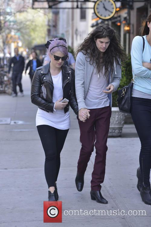 Kelly Osbourne and Matthew Mosshart 13