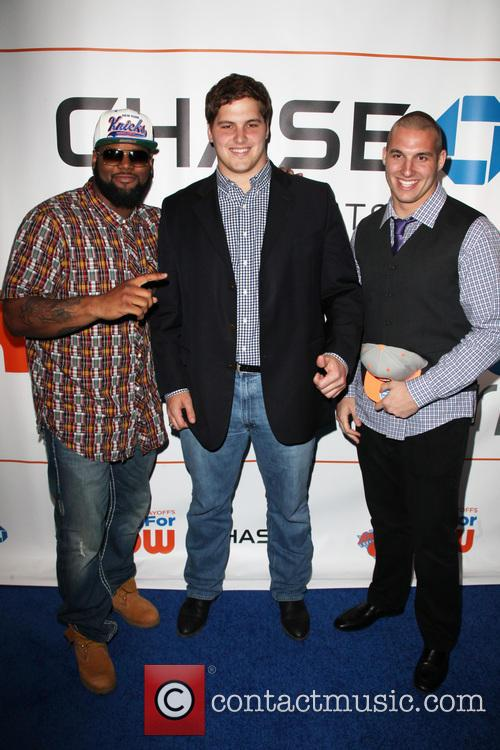 Sheldon Richardson, Luke Joeckel and Bjorn Werner 8