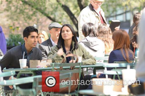 Olivia Munn and Dev Patel 10