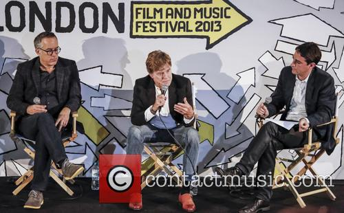 John Cooper, Robert Redford and Guest 5