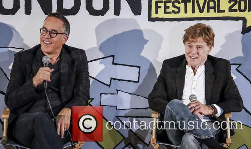 John Cooper and Robert Redford 1