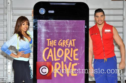 Louis Smith and Jade Ewen 7