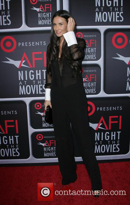 demi moore target presents afi night at 3626146