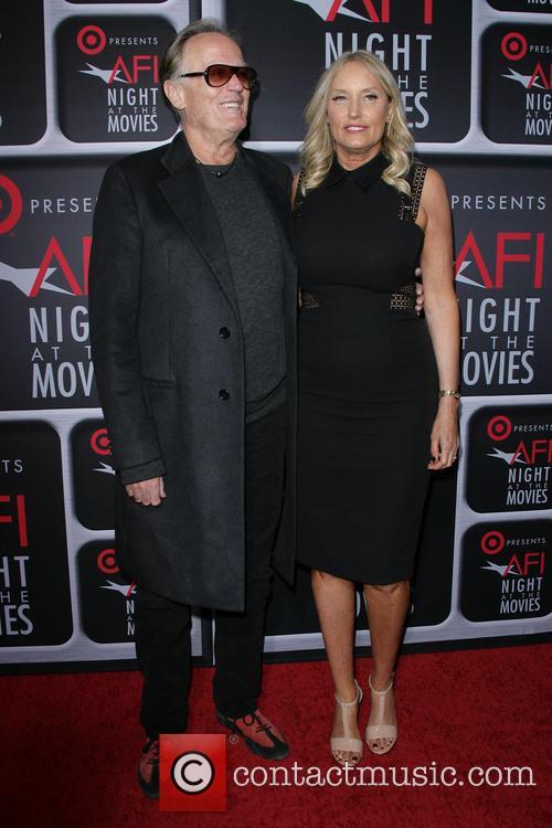 Peter Fonda and Parky Devogelaere 3