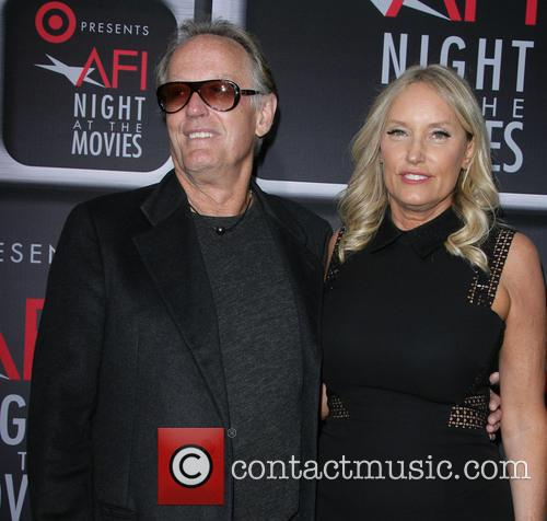 Peter Fonda and Parky Devogelaere 1