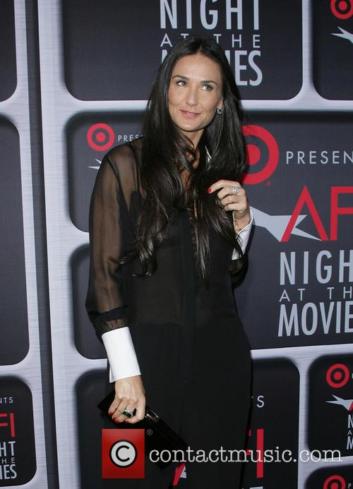 Demi Moore, Night At The Movies