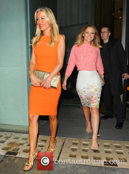 Kimberley Walsh and Denise Van Outen 4