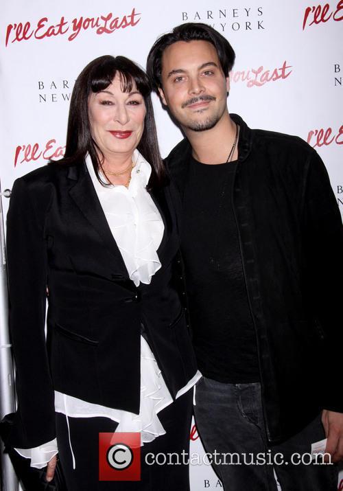 Anjelica Huston and Jack Huston 2