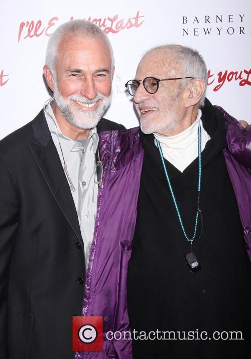 David Webster and Larry Kramer 1