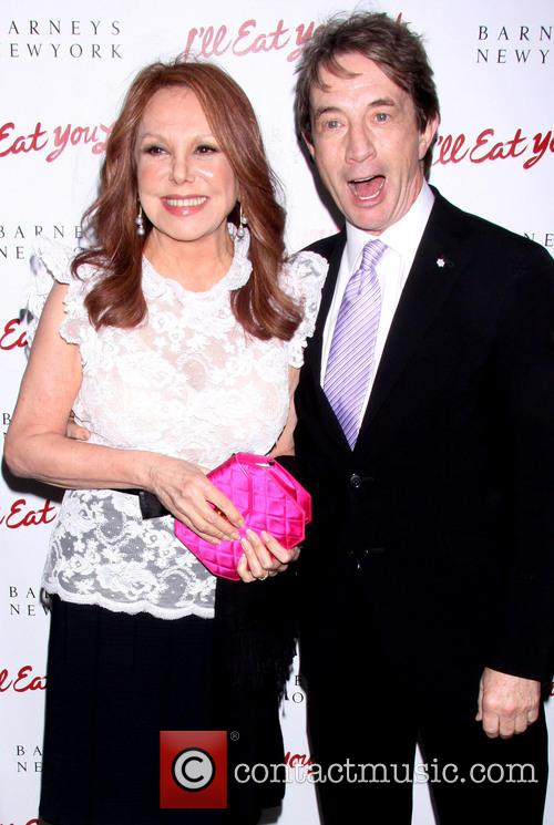 Marlo Thomas and Martin Short 1