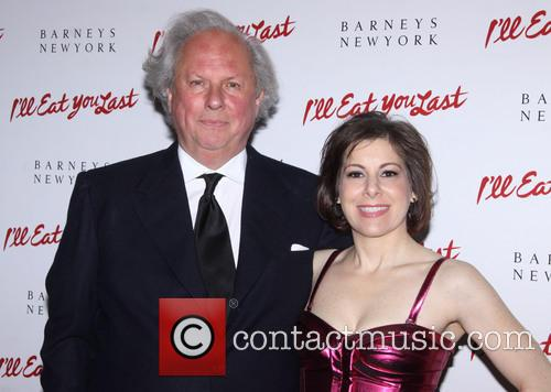Arielle Tepper Madover and Graydon Carter 3