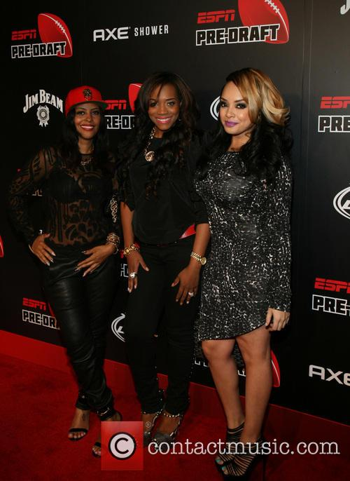 Raqi Thunda, Yandy Smith and Lore'l 1