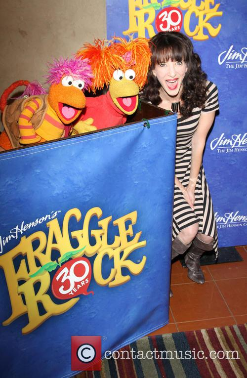 Jackie Geary and Fraggles 2