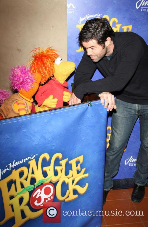 Robert Baker and Fraggles 1