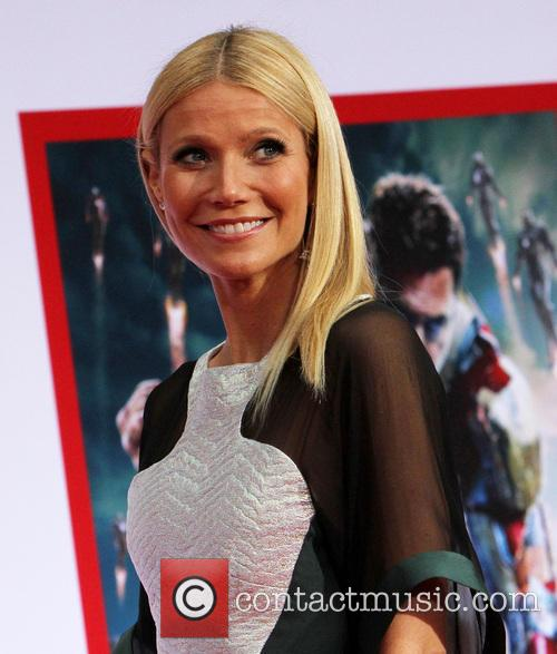 Gwyneth Paltrow, El Capitan Theatre