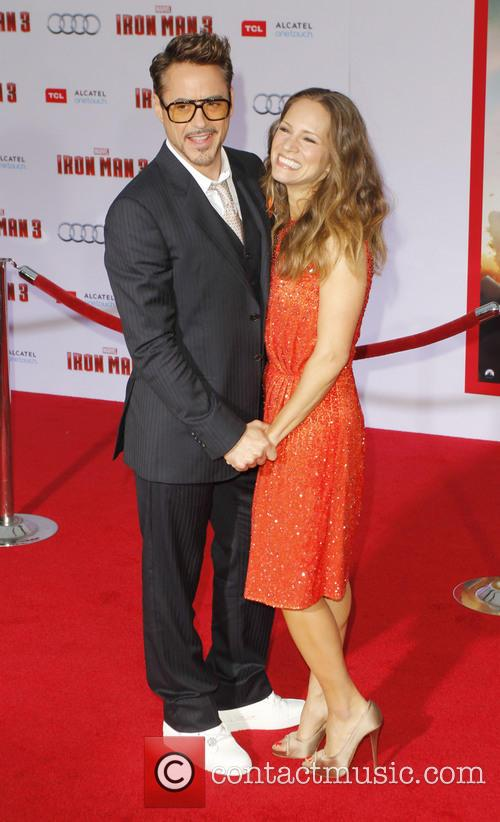 Robert Downey Jr and Susan Downey 25
