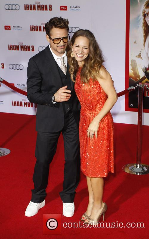Robert Downey Jr and Susan Downey 26