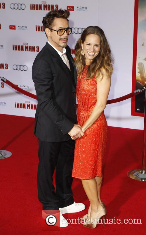 Robert Downey Jr and Susan Downey 27
