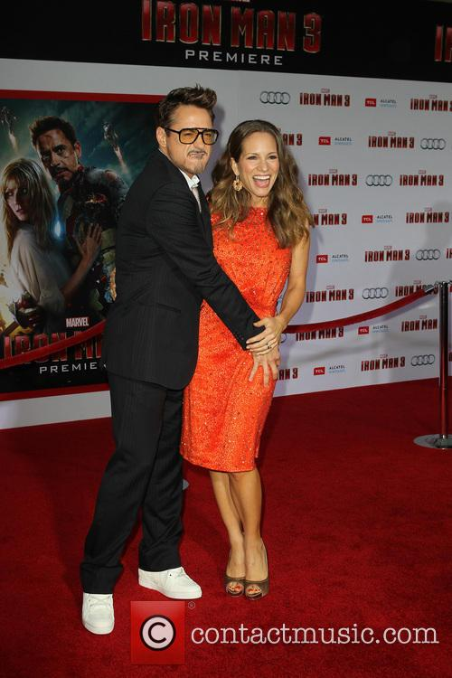 Robert Downey Jr and Susan Downey 4