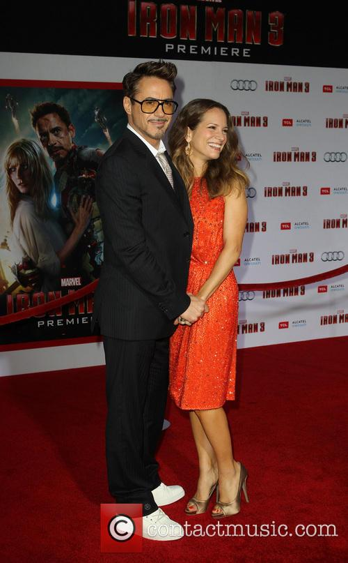 Robert Downey Jr and Susan Downey 10