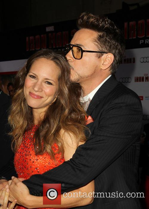 Robert Downey Jr and Susan Downey 11