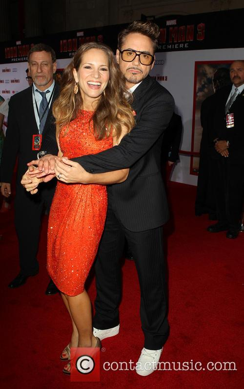 Robert Downey Jr and Susan Downey 12
