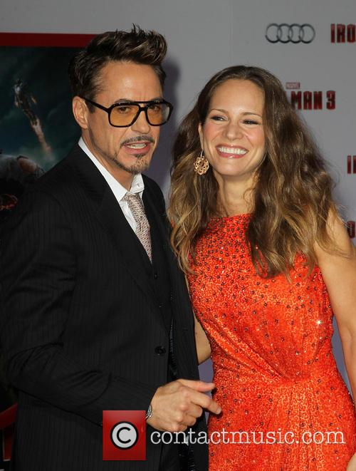 Robert Downey Jr and Susan Downey 13
