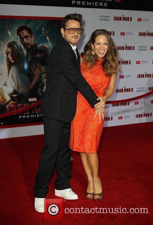 Robert Downey Jr and Susan Downey 15