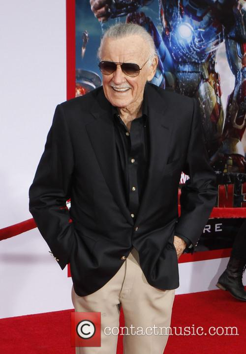 stan lee film premiere of iron man 3627180