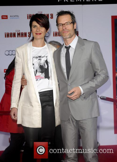 Guy Pearce and Kate Mestitz 3