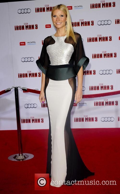 gwyneth paltrow film premiere of iron man 3626412
