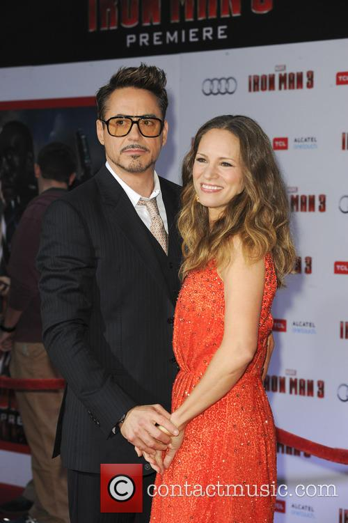 Robert Downey Jr. and Susan Downey 17