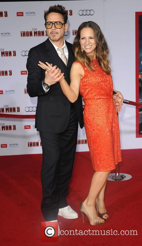 Robert Downey Jr. and Susan Downey 18