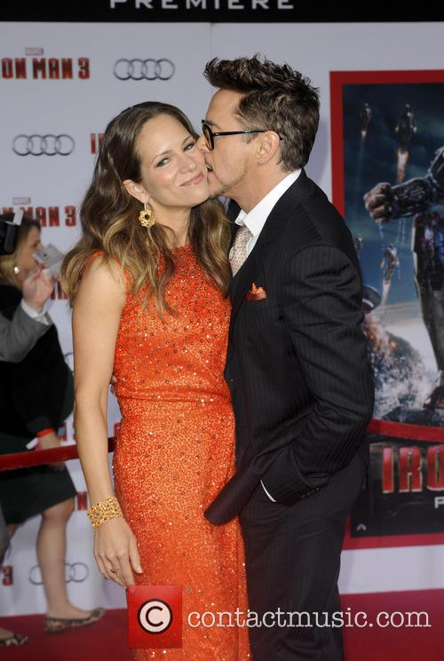 Robert Downey Jr. and Susan Downey 19