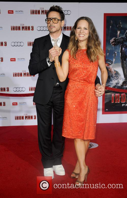 Robert Downey Jr. and Susan Downey 20