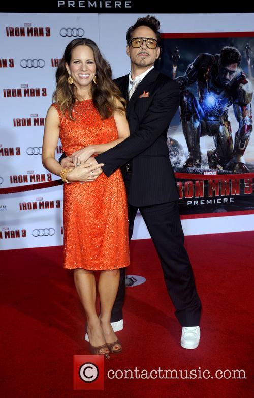 Robert Downey Jr. and Susan Downey 21