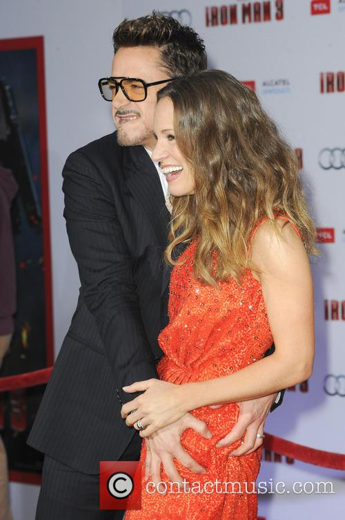 Robert Downey Jr. and Susan Downey 23