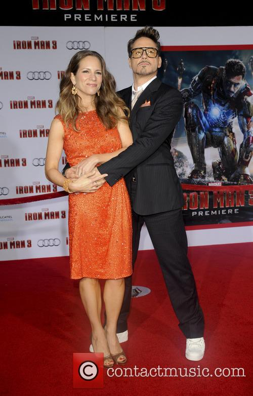 Robert Downey Jr. and Susan Downey 24