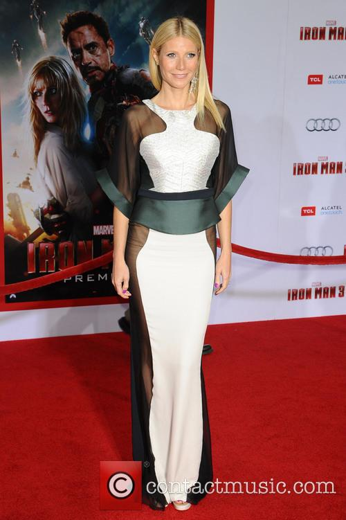 'Iron Man 3' Los Angeles premiere held at...